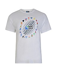 Rugby World Cup 2015 Ball t-shirt