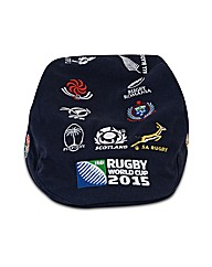 Rugby World Cup 2015 Flat Cap