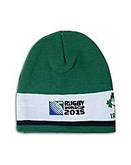 Rugby World Cup 2015 IRFU Beanie