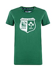 Rugby World Cup 2015 IRFU Shield T-shirt