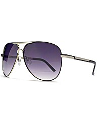 Playboy Aviator Sunglasses Silver