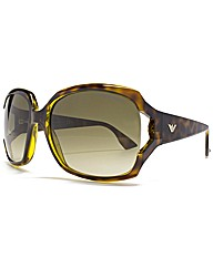 Emporio Armani Over-size Sunglasses