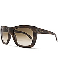 Givenchy Square Wayfarer Sunglasses