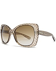 Bottega Veneta Quilted Sunglasses