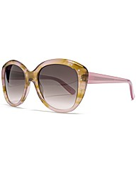 Bottega Veneta Flared Sunglasses