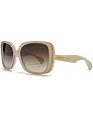MIU MIU Over-size Square Sunglasses
