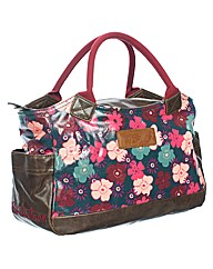 Ladies Polka Handbag