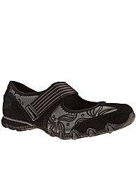Skechers Bikers Mj Embriodery