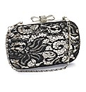 Lili Bou lace box clutch