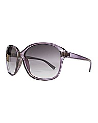 Viva La Diva Square Sunglasses