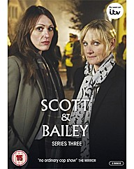Scott And Bailey - Complete Series 3