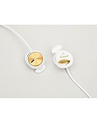 Marshall Minor Headphones with Mic