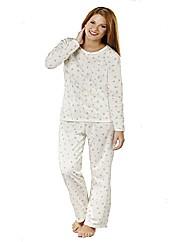 Naturana Ivory Print Pyjamas
