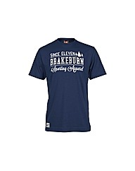 Mens Navy Trees Tee