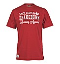 Brakeburn Red Trees T-Shirt