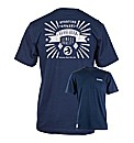 Brakeburn Navy Ride Club T-Shirt
