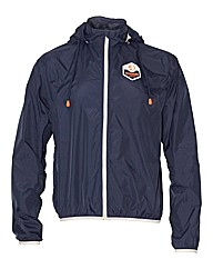 Mens Navy Woodbury Packable Jacket