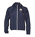 Brakeburn Navy Woodbury Packable Jacket