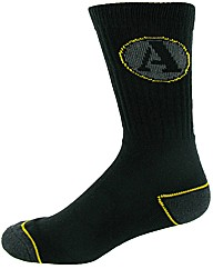 Amblers Steel Work Sock 3pk 6-11