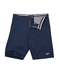 Mens Navy Chino Shorts