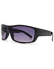 Peter Werth Rectangle Wrap Sunglasses