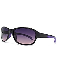 F-Polarised Soft Rectangle Sunglasses