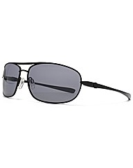 F-Polarised Rectangle Sunglasses