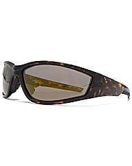F-Polarised Sports Wrap Sunglasses