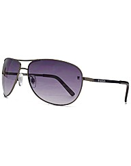 Fenchurch Round Aviator Sunglasses