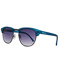 Fenchurch Clubmaster Style Sunglasses