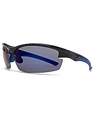 F-Polarised Sports Visor Sunglasses