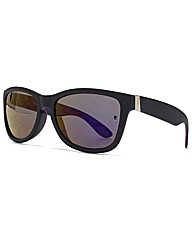 Fenchurch Keyhole Plastic Sunglasses