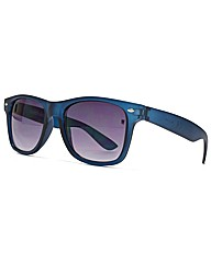 Fenchurch Keyhole Wayfarer Sunglasses