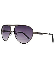Peter Werth Overlaid Aviator Sunglasses