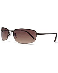 Peter Werth Small Rimless Sunglasses