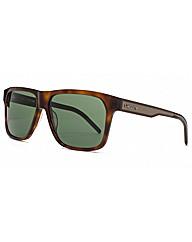 Lacoste Square Wayfarer Style Sunglasses