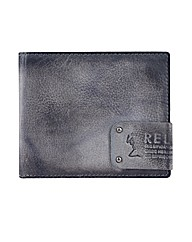 Religion Resilent Leather Wallet