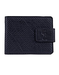 Religion Scared Leather Wallet