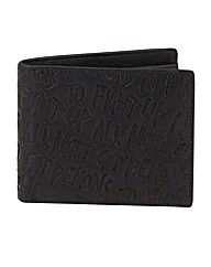 Religion Demonds Leather Wallet