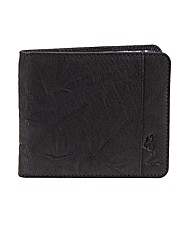 Religion  Bound Leather Wallet