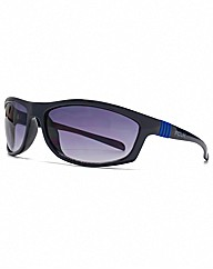 FCUK Small Sports Wrap Sunglasses