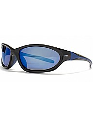 Leous Sports Wrap Sunglasses