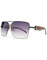 Kratos Square Aviator Sunglasses