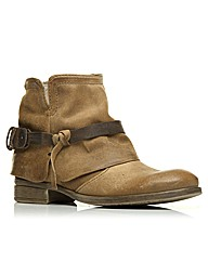Moda in Pelle Bolivia Ladies Boots