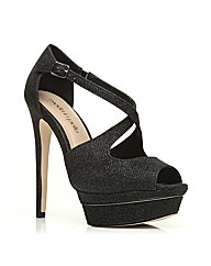 Moda in Pelle Snap Ladies Sandals