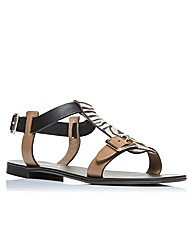 Moda in Pelle Nadalini Ladies Sandals