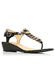 Moda in Pelle Quandry Ladies Sandals