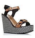 Moda in Pelle Pascali Ladies Sandals