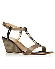 Moda in Pelle Pandamonia Ladies Sandals