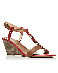 Moda in Pelle Pandamonia Ladies Sandals
